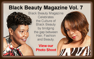 Black Beauty Photo Shoot